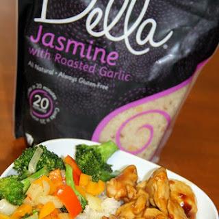 Teriyaki Chicken Stir- Della Rice Bowl