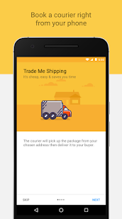 Trade Me- screenshot thumbnail