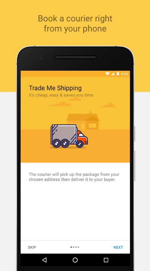 Trade Me- screenshot