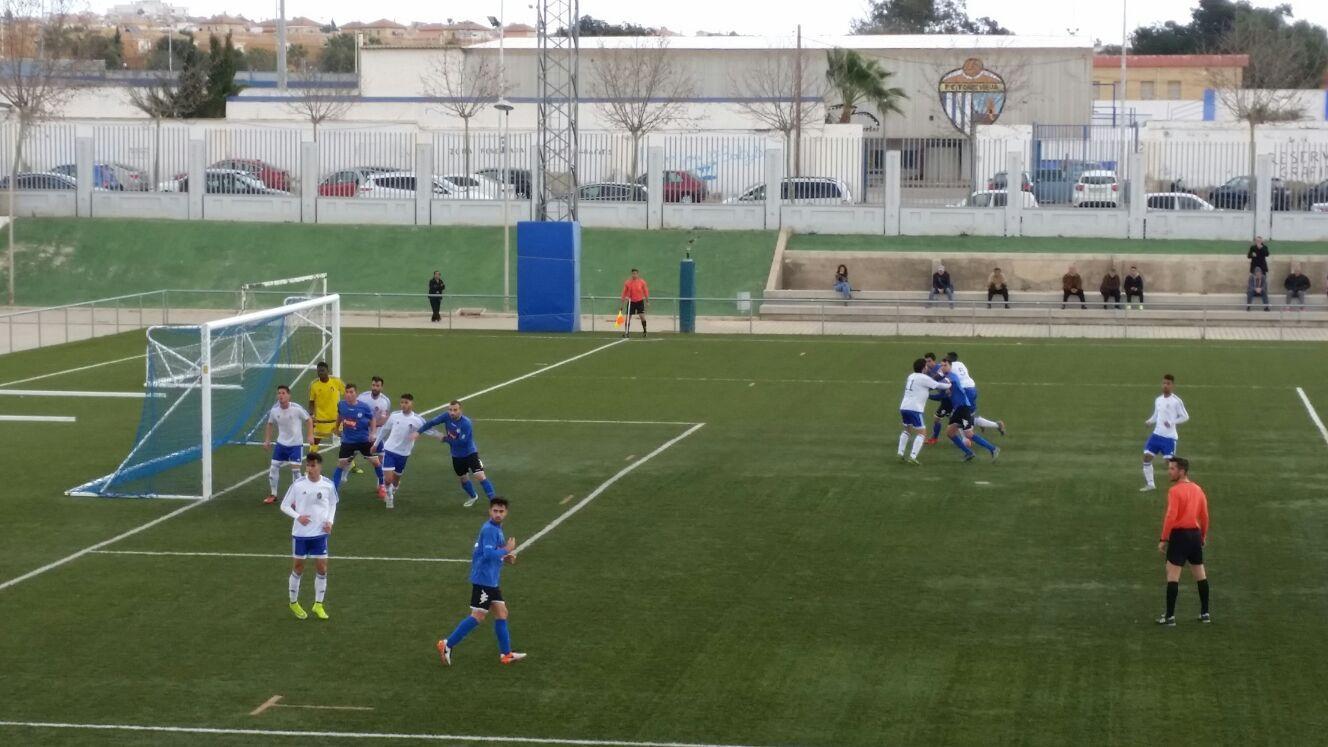 CD Torrevieja 0 Ontinyent CF 2