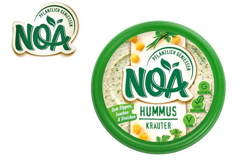 Bild für Cashback-Angebot: NOA Hummus Kräuter