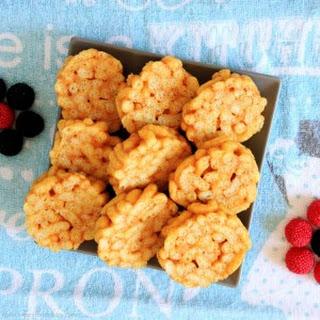 Caramel Corn Puffs No Bake Recipes