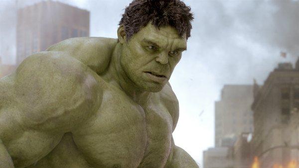 Photo: incredible hulk