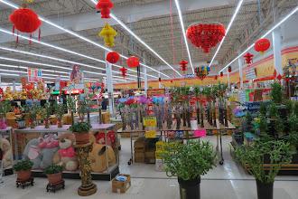 Photo: International market - aasialaisten taivas