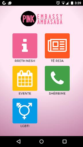 Pink Embassy Albania