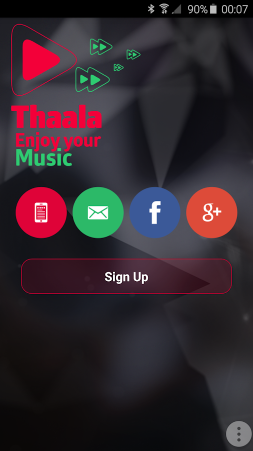 Thaala- screenshot
