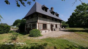 manoir à Saint-Vigor-d'Ymonville (76)