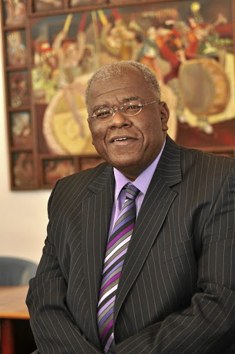 Purposeful: Jonathan Jansen has returned from Stanford University. He says he has just turned 60 and still wants to do 'a whole lot of stuff'. Picture: SUPPLIED
