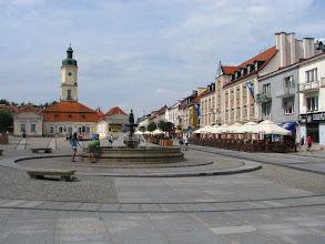 Photo: Starówka w Białymstoku.
