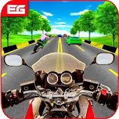 City Traffic Racer : Moto Rider