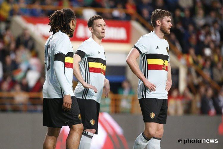 La défense de la Belgique est toujours très fragile... Wilmots en dit plus