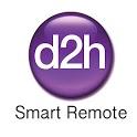 d2h Smart Remote App icon