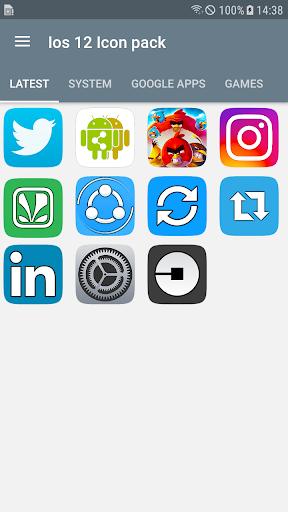 Ios 11 icon pack apkpure | iOS 12  2019-11-23