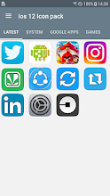 IOS 12 icon pack -Iphone XS themes 2 0 0 latest apk download