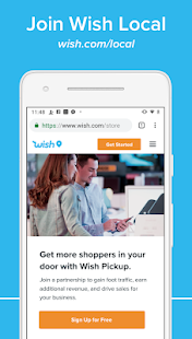 Wish Local For Partner Stores Apps On Google Play