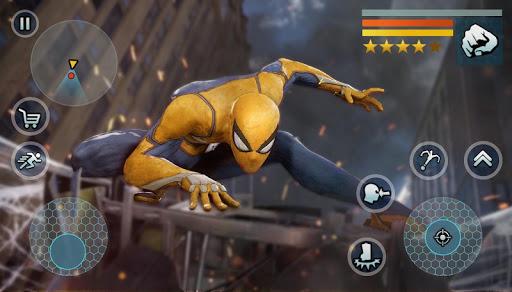 Spider Rope Gangster Hero Vegas - Rope Hero Game apkmr screenshots 13