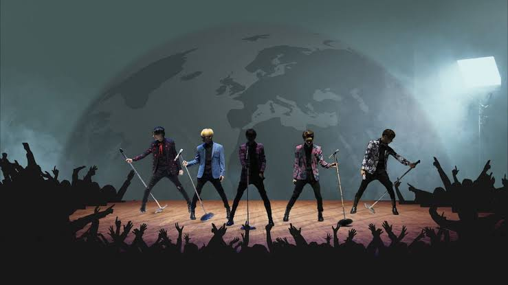 BTS - global