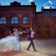 Wedding photographer Vitaliy Druzhinin (vitalyart). Photo of 30.01.2018