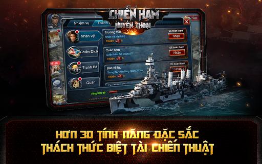 Chiu1ebfn Hu1ea1m Huyu1ec1n Thou1ea1i - Chien Ham 1.0.11 screenshots 9