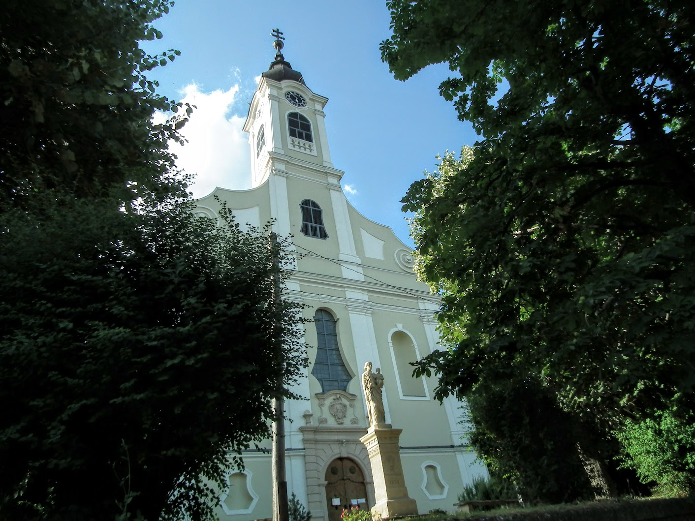 Pécsvárad - Nagyboldogasszony rk. templom