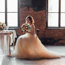 Wedding photographer Viktoriya Deeva (torydeeva). Photo of 10.02.2016