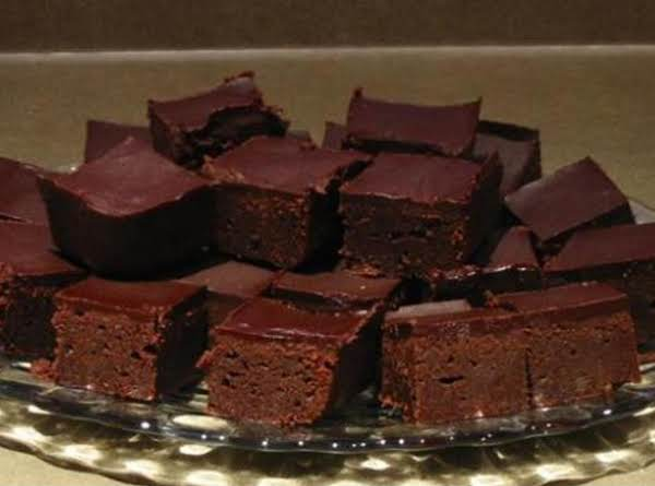 Chocolate Mascarpone Brownies Recipe