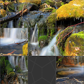 Waterfall Images Slide Puzzle