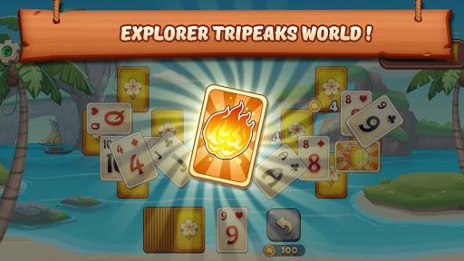 Solitaire Tripeaks 1.0.30 screenshots 1