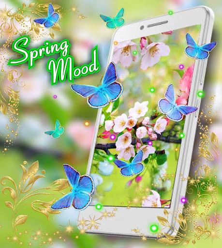Spring Mood Live Wallpaper ss1