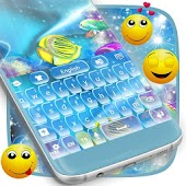 Aquarium Keyboard Theme