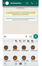 Stickers en Fongbé 2.0 screenshot thumbnail
