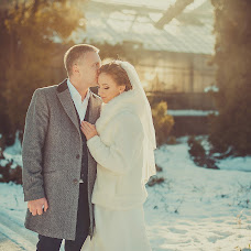 Wedding photographer Mariya Konishevskaya (Konishevska). Photo of 14.02.2014