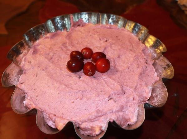 Cranberry Cream Delight Recipe