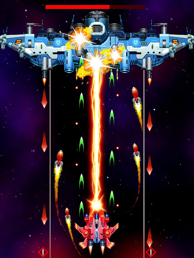 Strike Galaxy Attack: Alien Space Chicken Shooter 5.6 gameplay | by HackJr.Pw 11