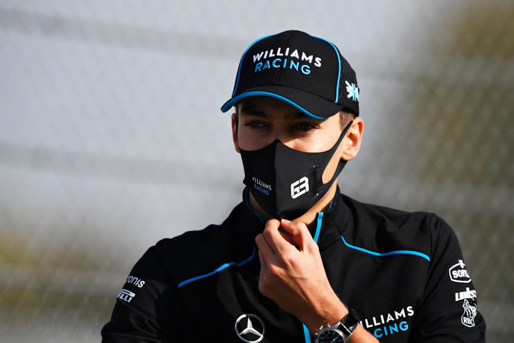 Williams confirm 2021 line-up with Russell staying