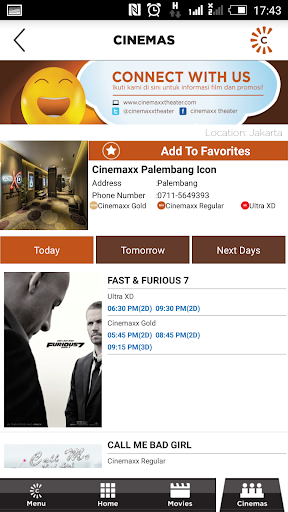 CINEMAXX 1.9 screenshots 7