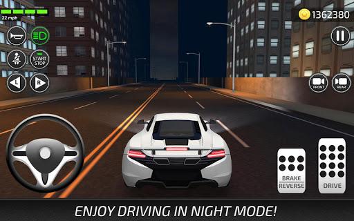 Car Driving Academy 2018 3D  screenshots 5