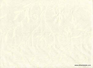 Photo: Kashmir 39 - Rumano Series Jacquard - White Sand