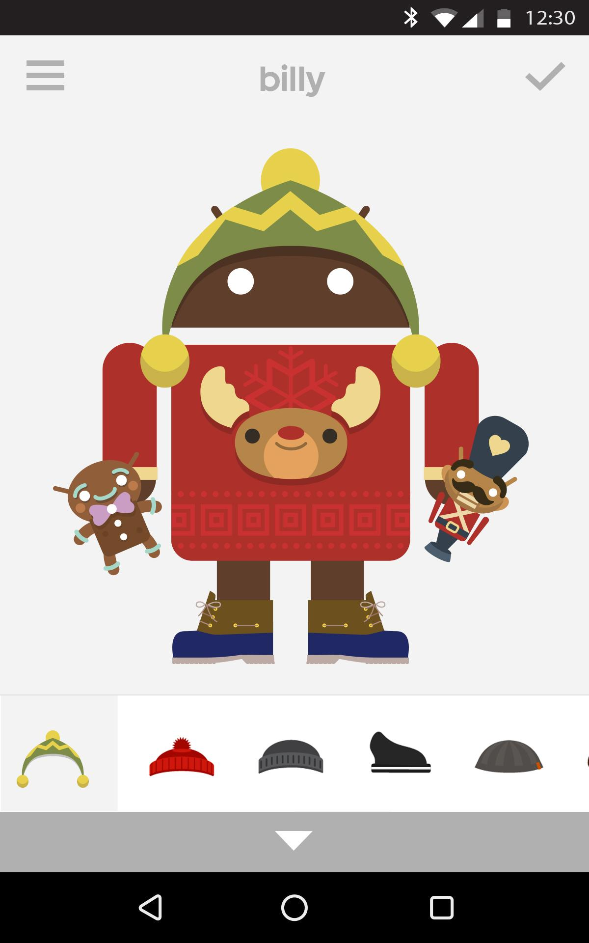 Androidify screenshot #14