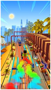 تحميل لعبة Subway Surfers مهكرة للأندرويد آخر إصدار 4