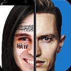 Rap Tattoo Salon Maske icon