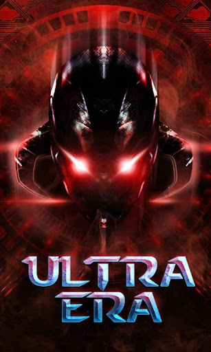 Ultra Era GO Launcher Theme
