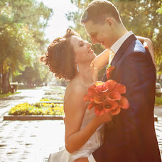 Wedding photographer Darya Isupova (Isupova). Photo of 21.10.2014
