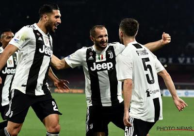 🎥 Série A: La Juve s'offre un huitième scudetto consécutif
