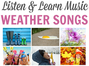 Click for your free weather songs!