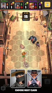 Pocket Cowboys: Wild West Standoff Screenshot