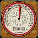 気圧計 - 高度計と気象情報
