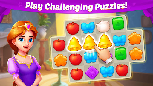 Castle Story: Puzzle & Choice apkmr screenshots 7