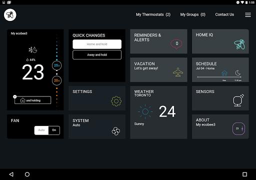ecobee screenshot 6