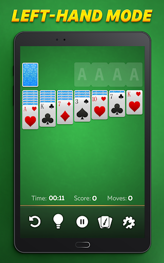 Solitaire Play u2013 Classic Klondike Patience Game screenshots 12
